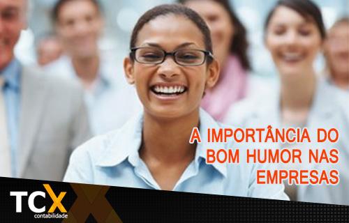 A importância do bom humor nas empresas