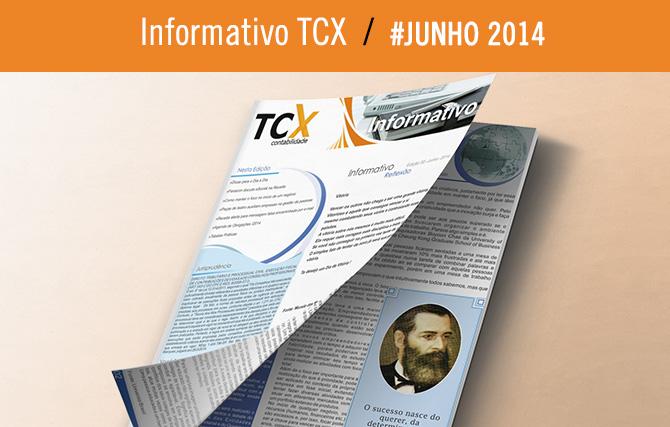Informativo TCX Contabilidade – Junho