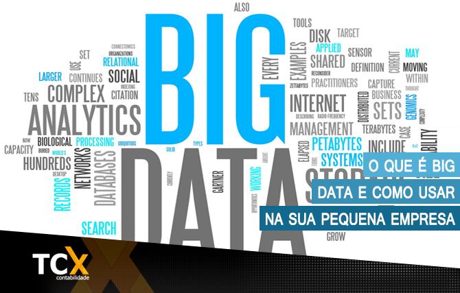 O que é big data e como usar na sua pequena empresa
