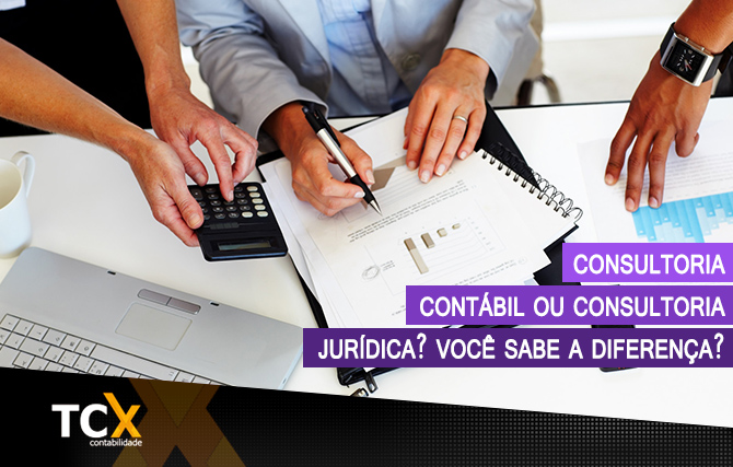 Consultoria contábil ou consultoria jurídica? Você sabe qual a diferença?
