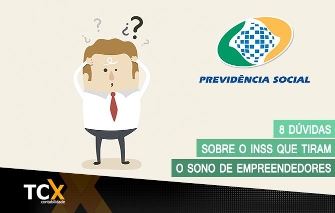 8 dúvidas sobre o INSS que tiram o sono de empreendedores