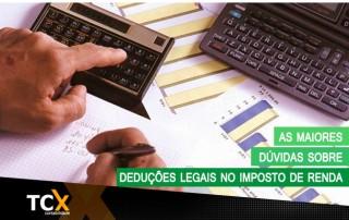 deduções legais imposto de renda