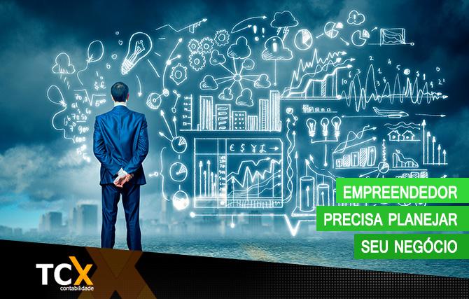 Empreendedor precisa planejar seu negócio