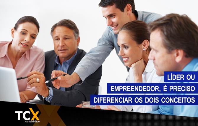 lider ou empreendedor