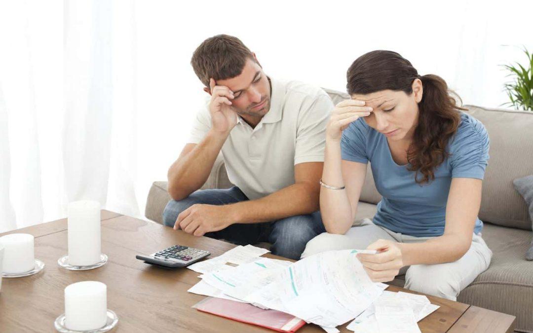 Como lidar com uma família com muitos gastos?