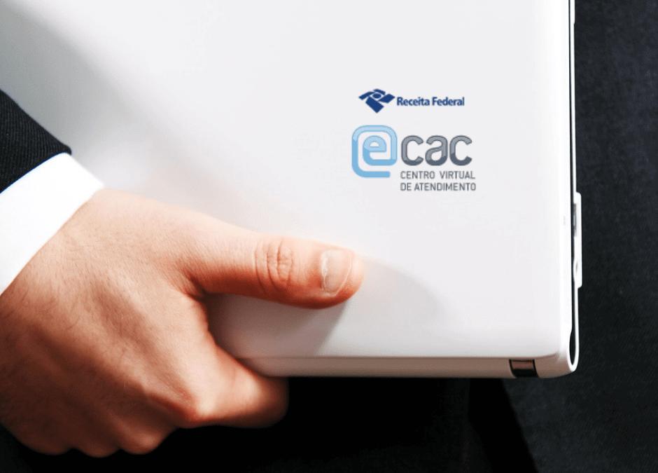 Como usar o e-CAC